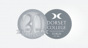 Logo aniversar și redesign Dorset College
