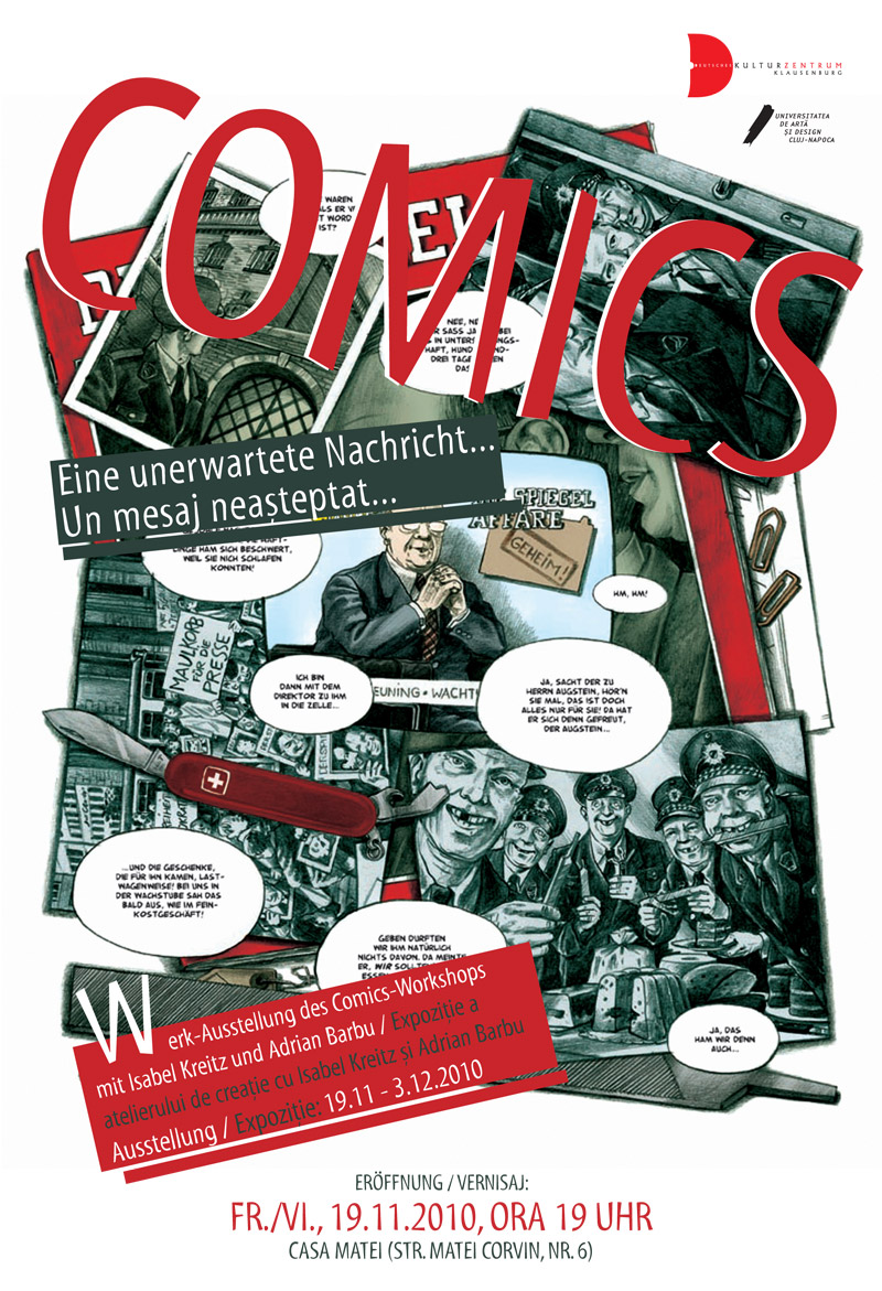 comics-poster