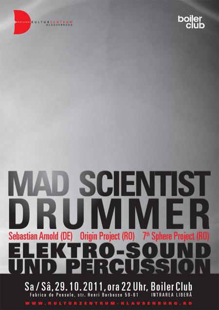 mad-scientist-drummer-poster